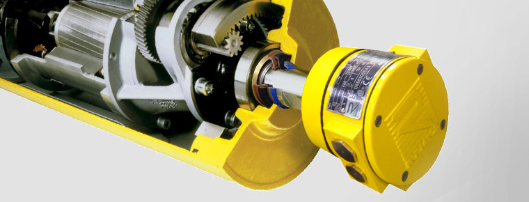 Motorized pulleys for belt conveyors and bulk | Rulmeca Rollers
